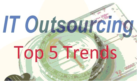 Top Five IT Outsourcing Trends