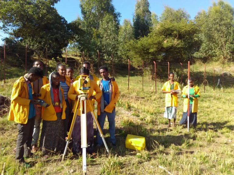 Surveying for the School