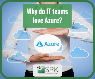Why do IT teams love Azure?